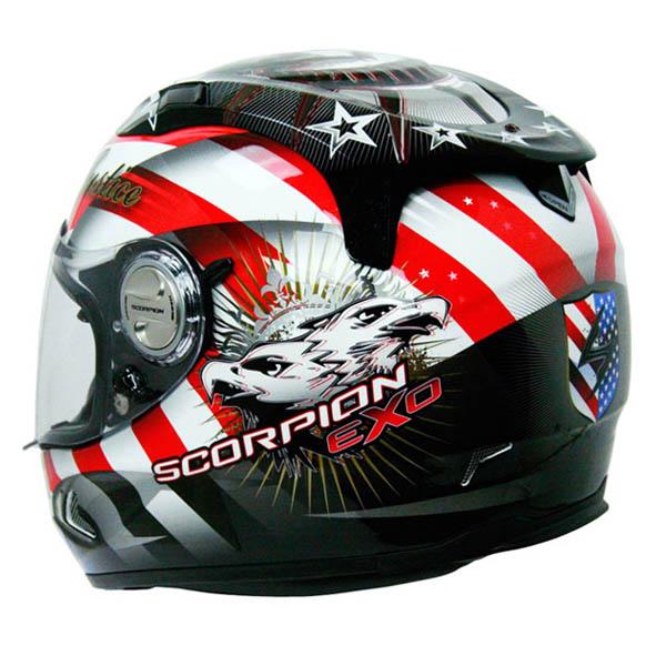 motos casco scorpion exo 1000 air freedom. Black Bedroom Furniture Sets. Home Design Ideas