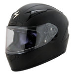 Casco SCORPION EXO-2000 Evo Air Negro mate
