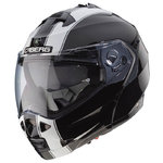 Casco CABERG DUKE II Legend Negro Blanco