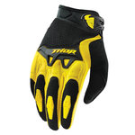 Guantes THOR Spectrum Yellow
