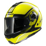 LS2 FF325 Strobe CIVIK his-vis Yellow
