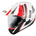 IXS HX 207 ATLAS White Red