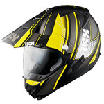 IXS HX 207 ATLAS Black Yellow