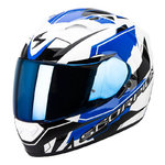 SCORPION Exo-1200 Air Sharp White Blue