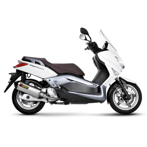 Escapes AKRAPOVIC Yamaha X-Max 125 07-2011>