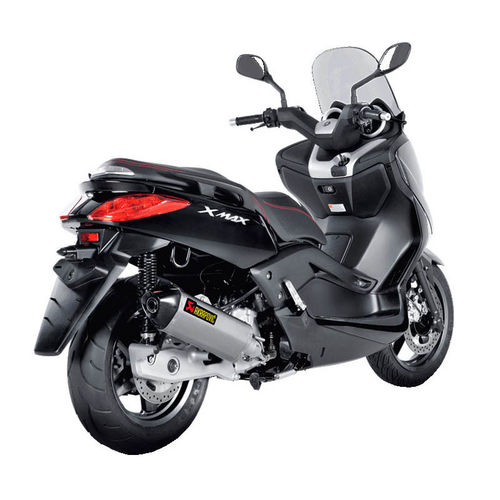 Escapes AKRAPOVIC Yamaha X-Max 125 ABS 2011>
