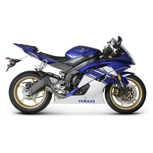 Escapes AKRAPOVIC Yamaha YZF-R6 06-2016