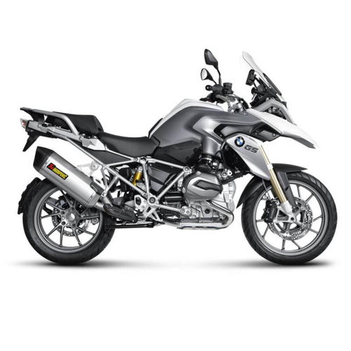 Escapes AKRAPOVIC BMW R 1200 GS/Adventure 2013>