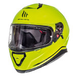 MT Thunder 3 SV Solid Hi Viz Yellow
