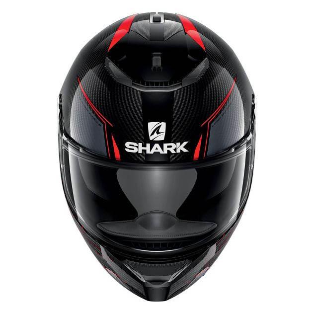 casco shark spartan carbon silicium dra motomania. Black Bedroom Furniture Sets. Home Design Ideas