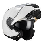 Casco NZI Combi Duo White