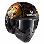 Casco SHARK Drak/Raw Sanctus KOO
