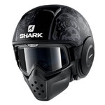 Casco SHARK Drak/Raw Sanctus Mat KAA