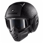 Casco SHARK Drak/Raw Tribute RM Mat KAA