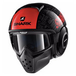 Casco SHARK Drak/Raw Tribute RM KRA