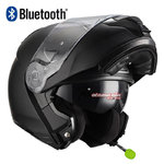 Casco NZI Combi Duo Mat Black Bluetooth