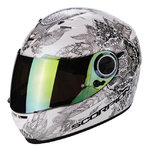 Casco SCORPION Exo 490 Dream White Chamaleon
