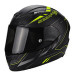 Casco SCORPION EXO 2000 Evo Air Cup Black Yellow