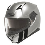 Casco NOLAN N87 Martz N com Scratched Chrome 28