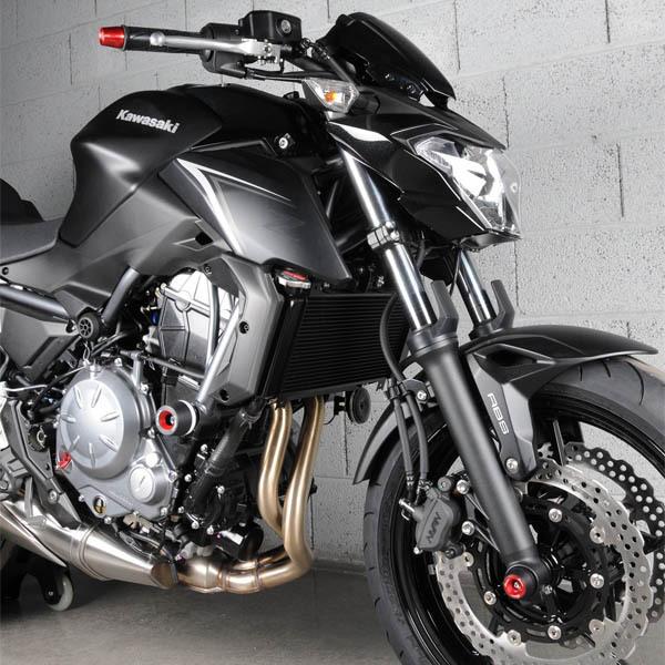 c394c580630 Protector de Motor Lightech Kawasaki Z650 2017> - Motomania