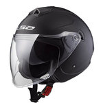Casco LS2 OF573 Twister Solid Matt Black
