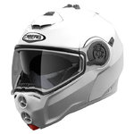 Casco CABERG Droid White Metal