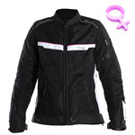 Chaqueta V Quattro VE51 Lady Black White Pink