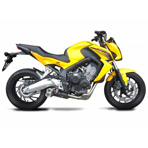 Escapes IXRACE Honda CB 650 F/CBR 650 F 2015>