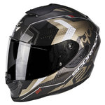 Casco SCORPION Exo 1400 Air Trika Gold Black