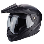 Casco Scorpion Exo ADX-1 Solid Matt Black