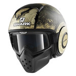 Casco SHARK Raw Drak Evok Mat KGS