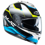 Casco HJC IS17 Loktar MC2