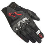 Guantes Alpinestars SMX-1 Air V2 Black Red