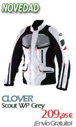 Chaqueta CLOVER Scout WP