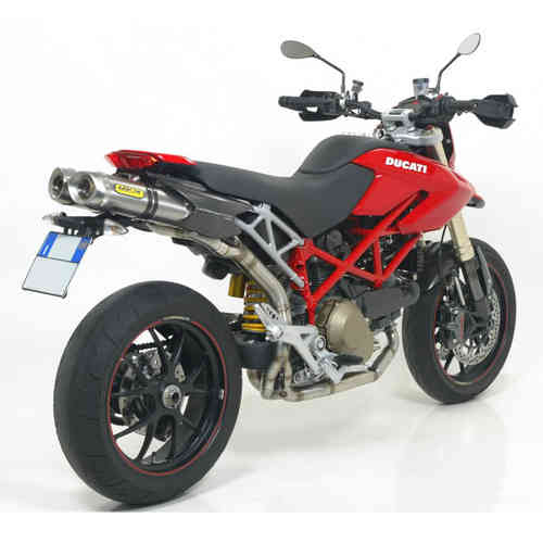 Silenciosos ARROW HYPERMOTARD 1100 '07>