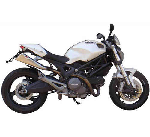 Escapes IXIL DUCATI MONSTER 696 / 796 2008>