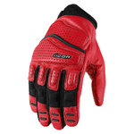 Guantes ICON Super Duty 2 Rojo