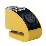 Xena XZZ6 Disc Lock Yellow 6mm