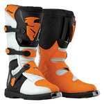 Botas THOR Blitz White Orange