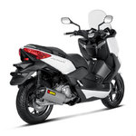 Escapes AKRAPOVIC Yamaha X-Max 250 2007>