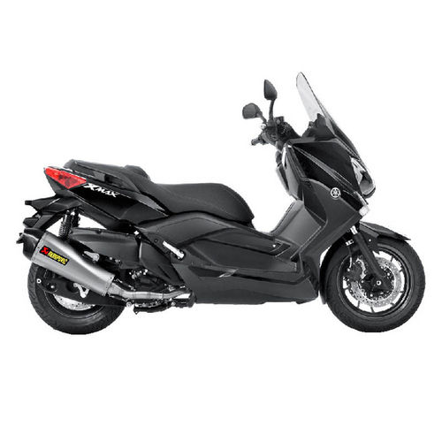 Escapes AKRAPOVIC Yamaha X-Max 400 2013>