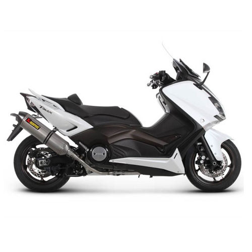 Escapes AKRAPOVIC Yamaha T-Max 530 2012>