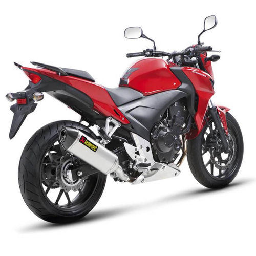 Escapes AKRAPOVIC Honda CB 500 F/X 2013>