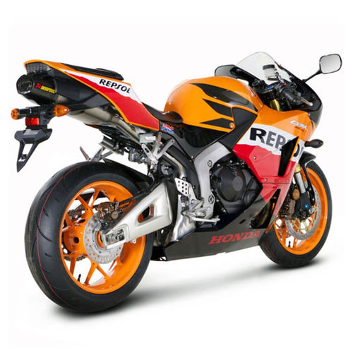 Escapes AKRAPOVIC Honda CBR 600 RR 2013>