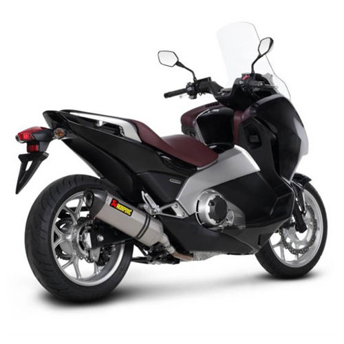 Escapes AKRAPOVIC Honda Integra 2012>