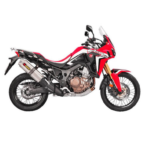 Escapes AKRAPOVIC Honda CRF 1000 L Africa Twin 2016>