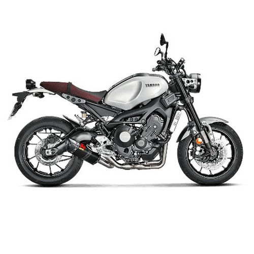 Escapes AKRAPOVIC Yamaha XSR 900 2016>