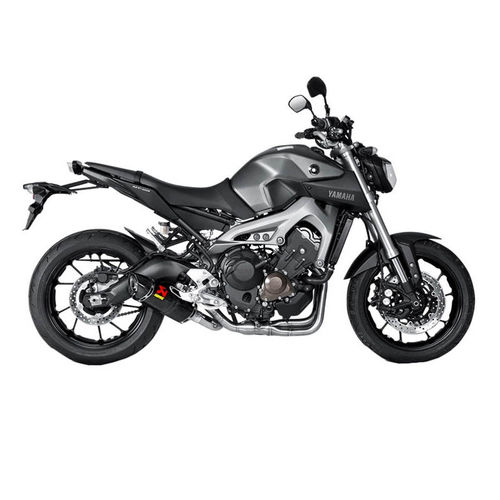 Escapes AKRAPOVIC Yamaha MT-09 2014>