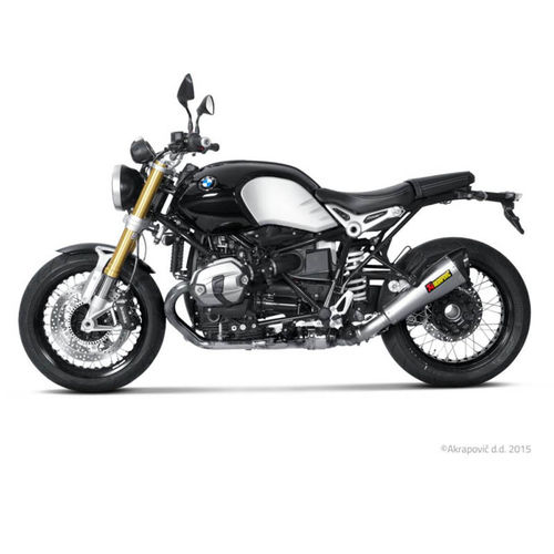 Escapes AKRAPOVIC BMW R nineT 2014>