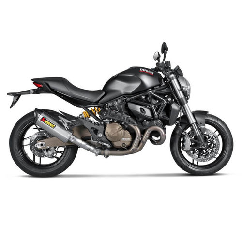 Escapes AKRAPOVIC Ducati Monster 821 2014>